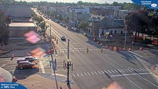 Preview of stream 4 Corners Camera Downtown