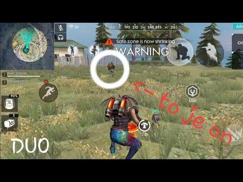 NOOB V 1V1-Free Fire CZ/SK DUO GAME