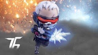 Nerf Soldier: 76