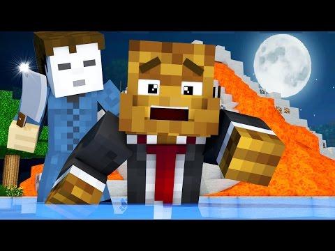 EVIL MICHAEL MYERS MURDER MINIGAME | Minecraft - Mod Battle (MIKE MYERS)