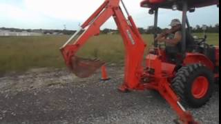 2007 KUBOTA B26 For Sale