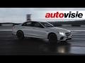 Autovisie Vlog: zo werkt de Drift Mode van de Mercedes-AMG E 63 S