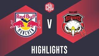 Highlights: Red Bull Munich vs. Malmö Redhawks