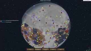 Rimworld 18 экстрим, иследователь\племя, полюс, -100с