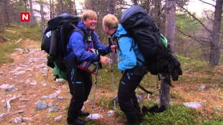 Henning og Fredrik kommer først i mål