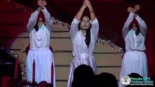 Tarian Pembuka - Lagu Here I Am To Worship