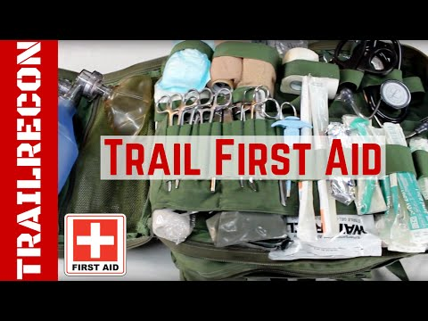First Aid Kit - Episode 1 - Trail First Aid