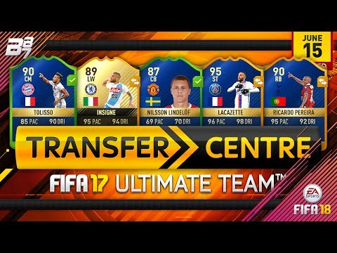 TRANSFER CENTRE! TOLISSO SIGNS FOR BAYERN!! | FIFA 17 POTENTIAL TRANSFERS