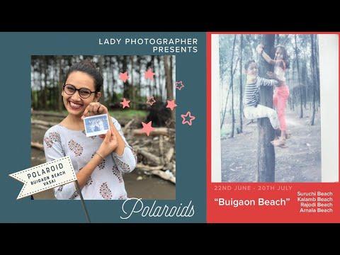 POLAROIDS | BUIGAON BEACH | LADY PHOTOGRAPHER