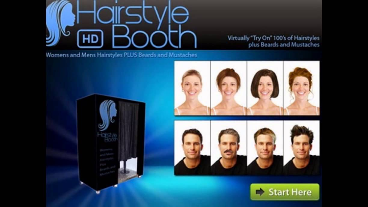 hairstyles app - youtube