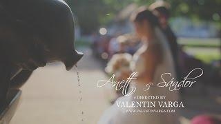 Anett & Sándor Wedding Highlight 2016