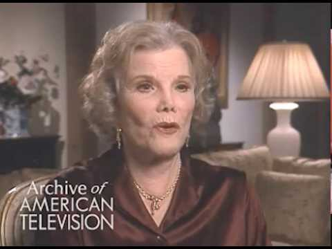 Nanette Fabray discusses playing a stroke victim on