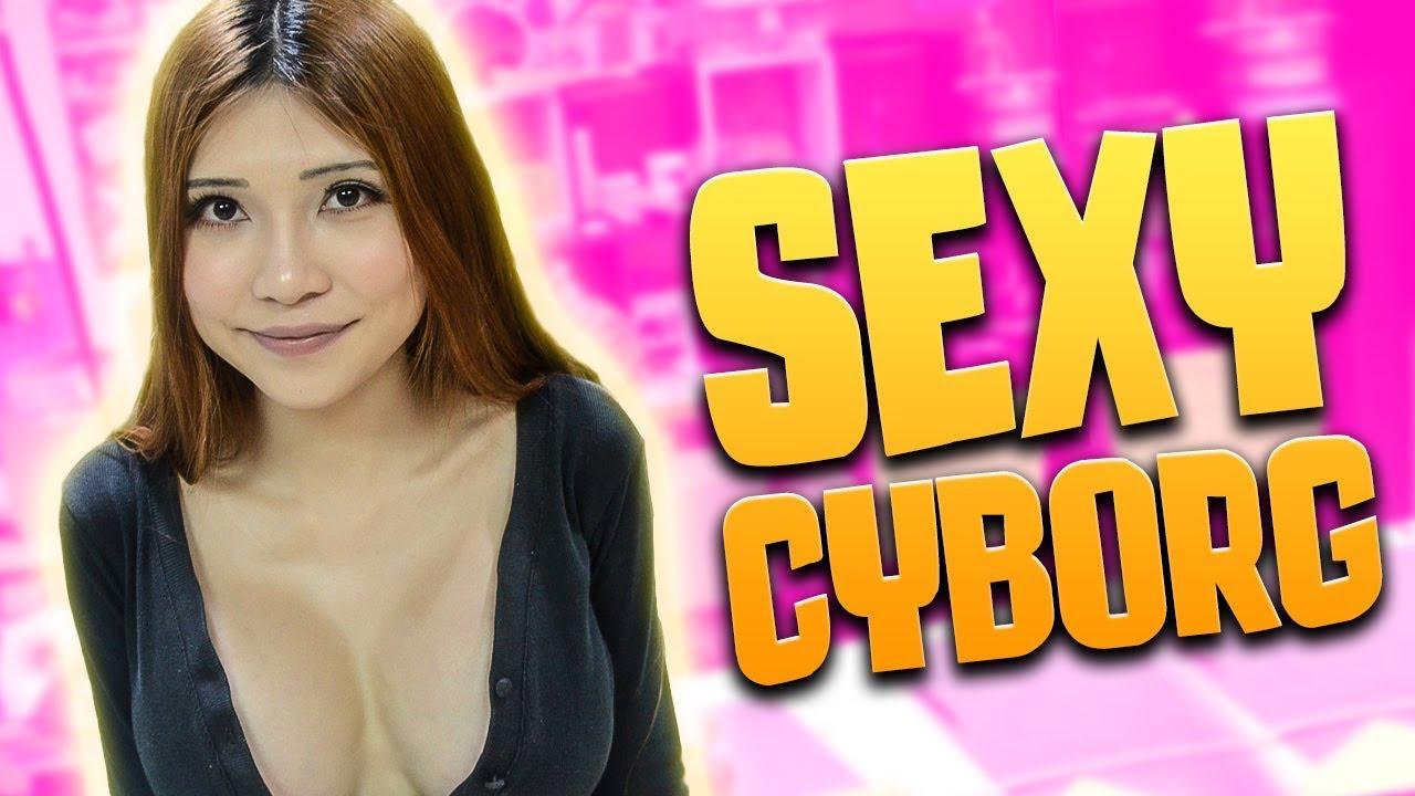 EL MISTERIO DE SEXY CYBORG: ¿Que oculta la youtuber china...?