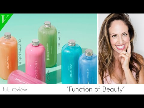 FUNCTION OF BEAUTY FULL REVIEW