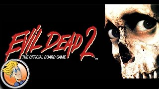 Evil Dead 2: The Official Board Game — game preview at GAMA Trade Show 2017