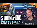 NEW STRONGHOLD CRATE OPENING - FAILING AGAIN!
