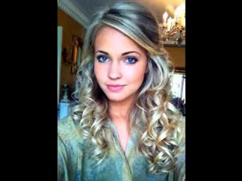 cool blonde hair color ideas - YouTube