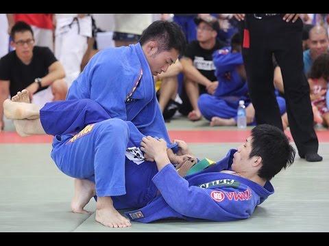 後藤貴史 vs 白木健太 / Jiu Jitsu Priest CUP 2014 GIFU