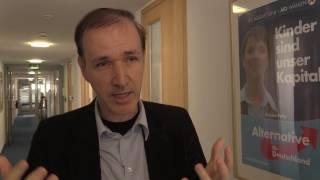 Interview mit Gottfried Curio zur Asylkrise