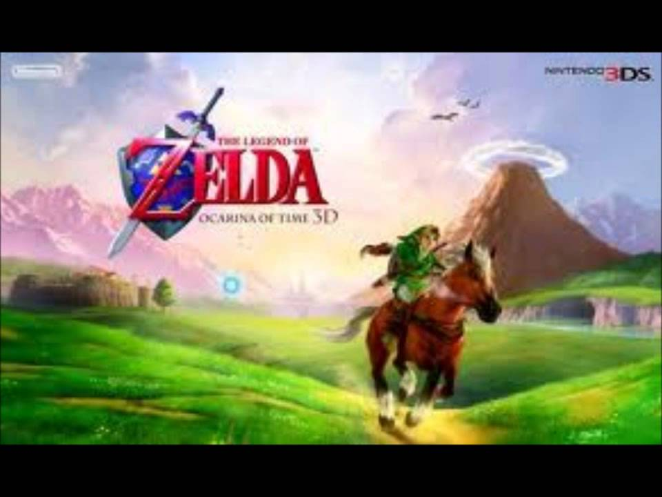 zelda ocarina of time salias lied download