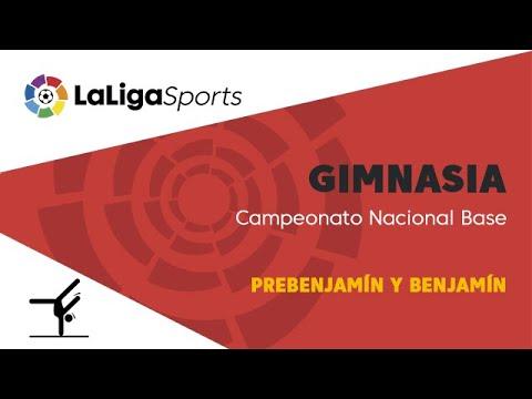 📺 Gimnasia | Campeonato Nacional Base - Prebenjamín y Benjamín
