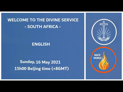 Livestream | 16 May 2021 | South Africa