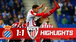 Video Gol Pertandingan Espanyol vs Athletic Bilbao