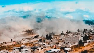 TERREMOTO 5,9 Sacode Argentina e Desmorona Montanhas