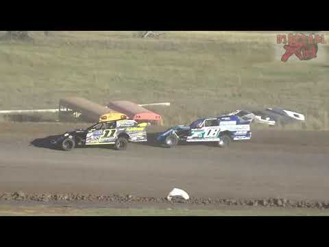 RPM Speedway 2017 Fall Nationals 10-7-17 Sport Mod Qualifiers 1-2