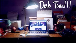 Desk Tour! ♥ Three Cheers For New Years ♥ 13