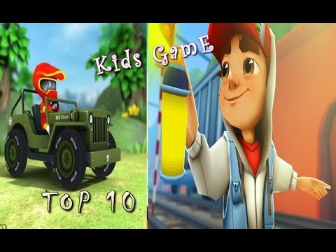 TOP 10 BEST Kids Free Offline Android Games To Play (Below 80MB) / Top Kids Games In The World 2017