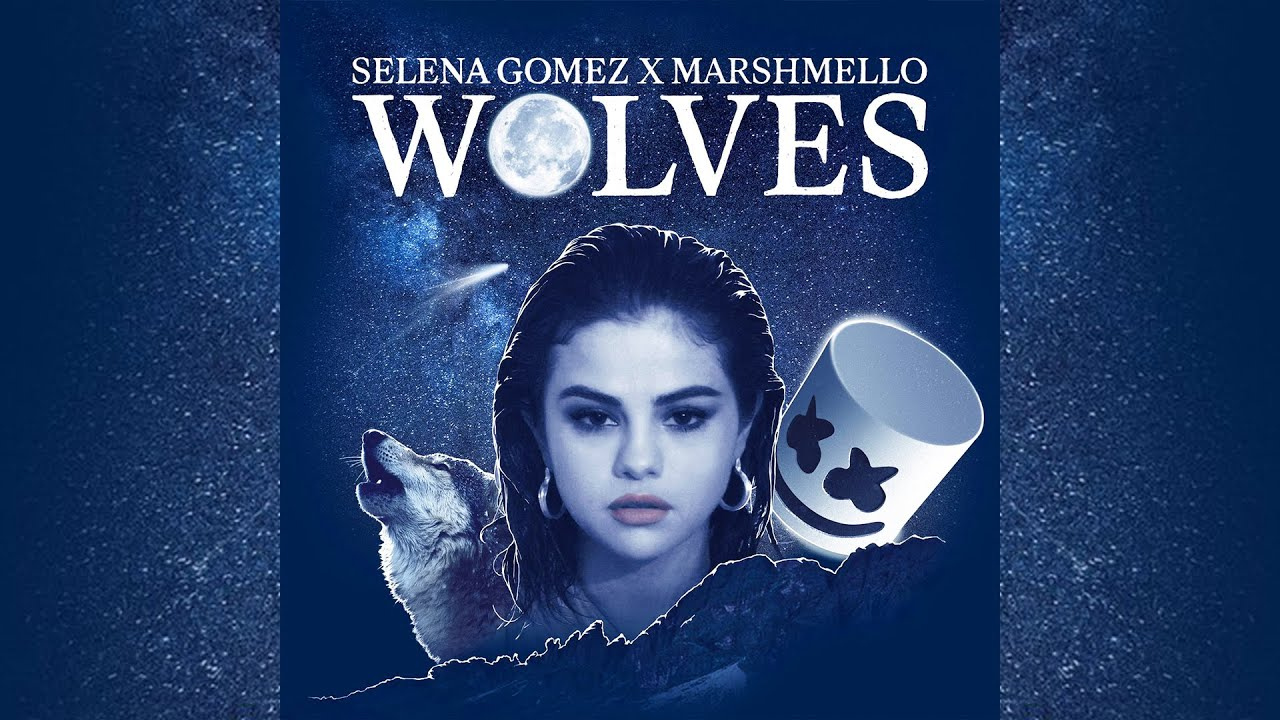 Selena Gomez and Marshmello - Wolves (Official) Extended