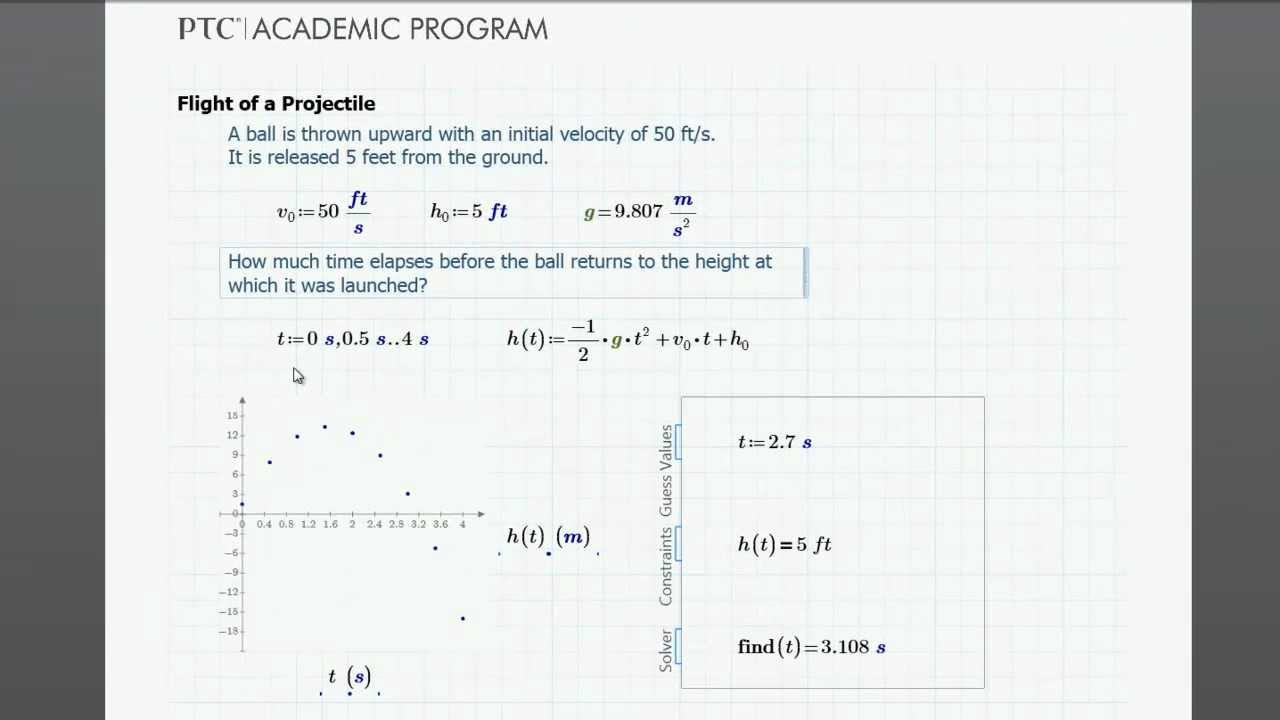 Mathcad Basics Webinar: Worksheet Creation and Calculation Management