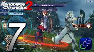 Xenoblade Chronicles 2 Torna Switch Walkthrough  - Part 7 - Kingdom of Torna: Aletta Region