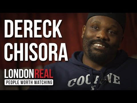 Dereck Chisora - All About The Green - PART 1/2 | London Real