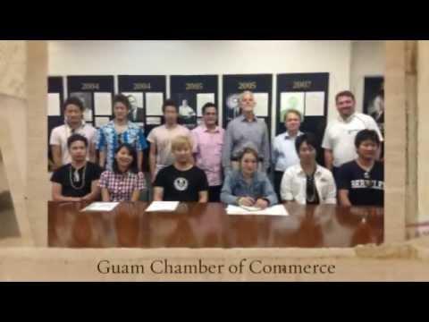 Guam - Business and International Relations