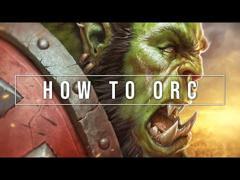 How To Sound Like An Orc | Voice Acting Challenge