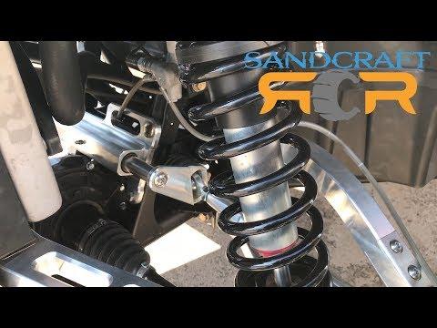steering rack on a polaris ranger 900