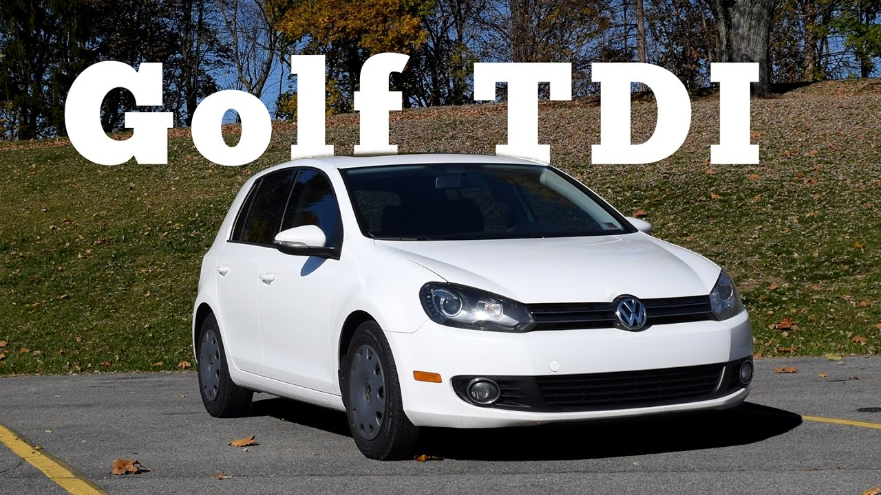 2012 volkswagen golf tdi regular car reviews youtube. Black Bedroom Furniture Sets. Home Design Ideas