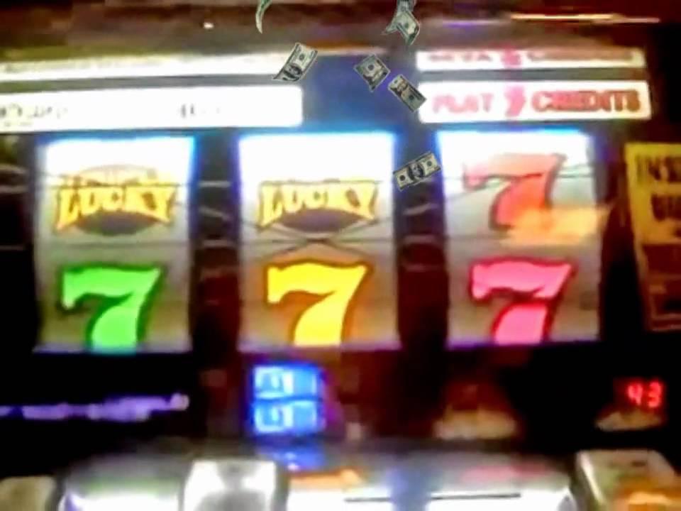 Video Slot Machine Winners