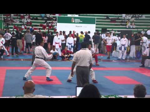 The best moments of the Pan American Jr Cadet 2015 Karate