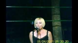 Nina Simone - My Baby Just Cares For Me ( Live Fiona Kantz cover )