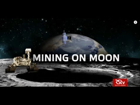 In Depth - Mining on Moon