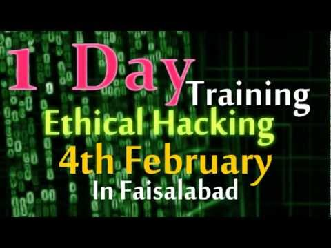 Become Ethical Hacker... NOW IN PAKISTAN.