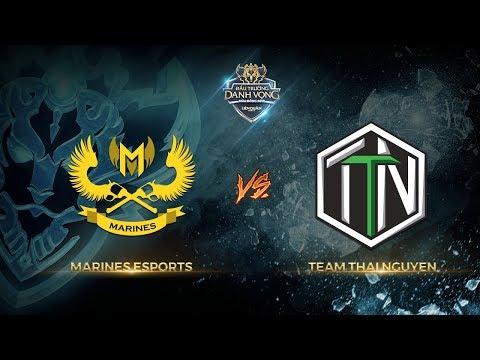 Marines Esports vs TTN [Vòng 1 - Ván 1] [16.09.2017]