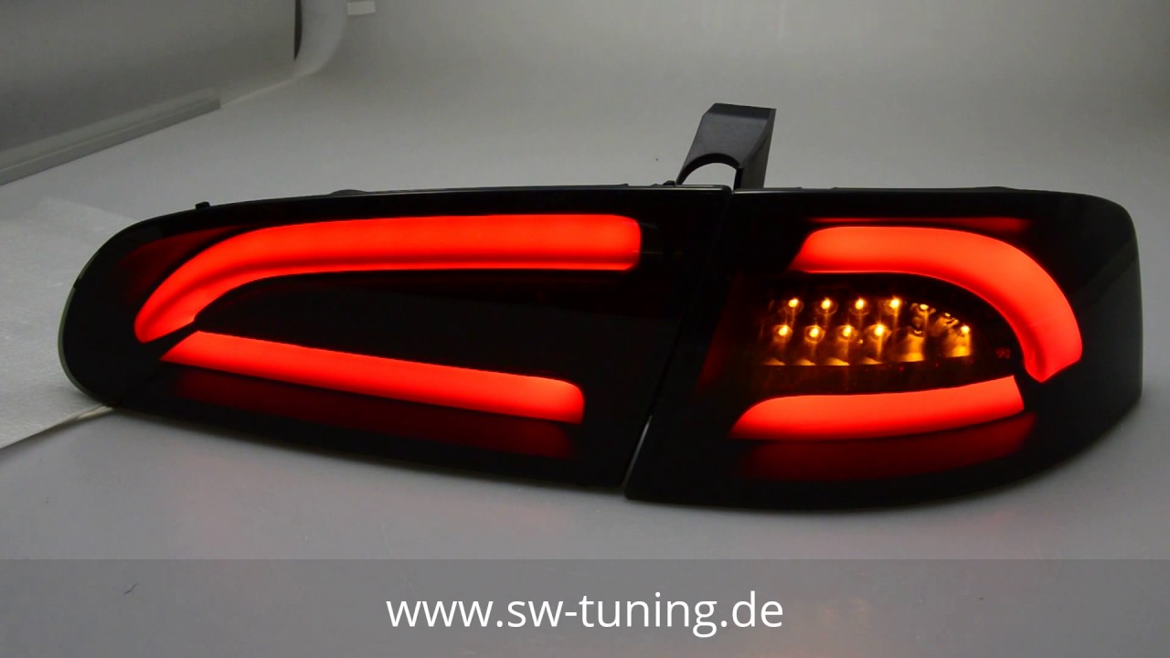 sw celi led r ckleuchten seat ibiza 6l 02 08 lightbar. Black Bedroom Furniture Sets. Home Design Ideas