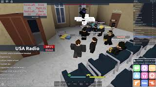 Roblox [USA] Las Vegas CIA Patrol Day 1 - Fresh Start [Nearly Got Kidnapped]