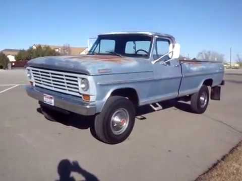 1967 ford highboy for sale sw Idaho (sold) - YouTube