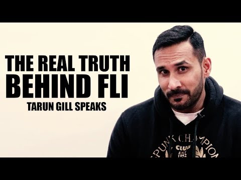 The real truth behind FLI- Tarun Gill speaks