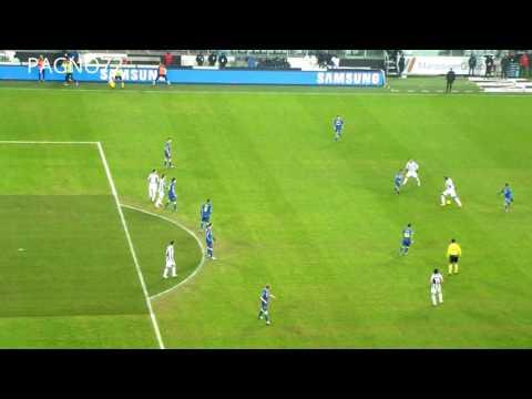 JUVENTUS Vs Udinese  Goal Pogba 2-0